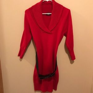 SALE!!! ⬇️ from $12 Red Rue 21 sweater dress
